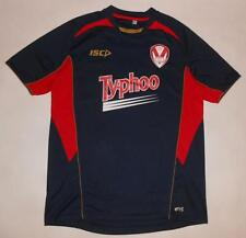 RUGBY SHIRT ISC ST. HELENS (M) Jersey Trikot Maillot Maglia Camiseta 2