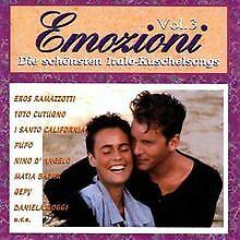 Emozioni Vol.3 von Various | CD | Zustand sehr gut