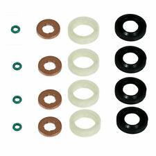 FOR PEUGEOT CITROEN BMW 1.6 HDI DIESEL INJECTOR SEALS WASHER KIT 1318562 1314368
