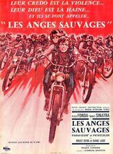 Repro 30x40cm -  ANGES SAUVAGES (les) - Française