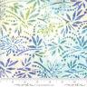 Bahama Batiks Moda cotton batik fabric by half-yard Crystal #4352 42 multi color