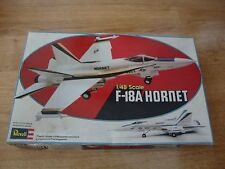 L37 Revell Model Kit-F-18A HORNET - 1/48 - 4500