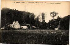 CPA BRÉHEC-Un coin de la Vallée verte et l'ancien Moulin des Moines (230240)