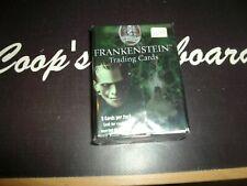 2006 Frankenstein Artbox Complete Card Set