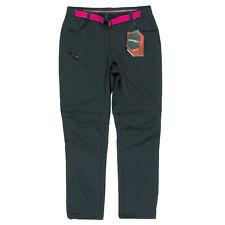 Icepeak sani señores Softshell pantalones outdoorhose nieve pantalones invierno pantalones antracita
