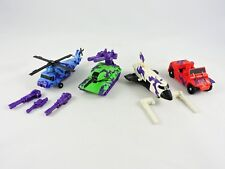 BRUTICUS Combaticons TRANSFORMERS Generation 2 Brawl SWINDLE Blast Off VORTEX G2