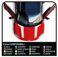 MINI COOPER kit strisce adesive COFANO MINI COOPER COUNTRYMAN John Cooper ONE