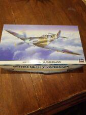 Hasegawa 1/48 Scale Spitfire Mk.IXc 'Clostermann' - New Open Box