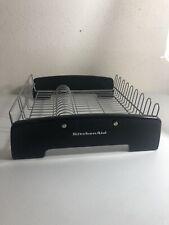 KitchenAid Dish Drying Sink Rack Full Size Black