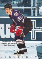 1994-95 Ultra Sergei Fedorov Hockey Cards Pick From List