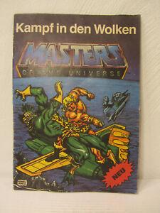HE-MAN Masters of the Universe PROMO Comic Heft KAMPF IN DEN WOLKEN