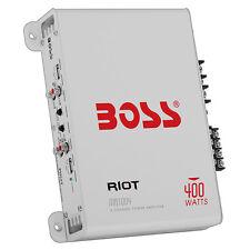 Boss Audio MR1004 Marine 4 Channel Amplifier