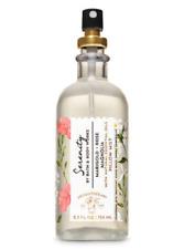 Bath & Body Works SERENITY Aromatherapy Marigold Rose Magnolia Pillow Mist New