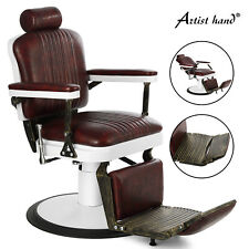 Barber Chair Heavy Duty Barber Chair Hydraulic Reclining for Salon Equipment