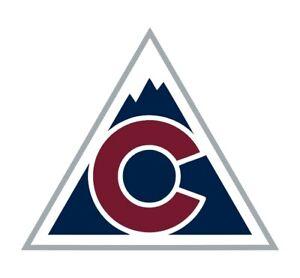 Colorado Avalanche  Precision Cut Decal / Sticker
