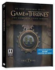Game of Thrones - Season 3 Limited Edition Steelbook Blu-ray