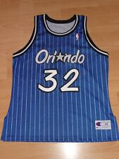 Orlando Magic Shaquille O 'Neal 32 NBA Authentic Basket maillot XL Jersey Shaq