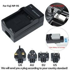 NP-95 Battery Charger for FUJIFILM Fuji Finepix X-S1 F30 Zoom F31fd X100S X100