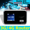 Portable 4G Wifi Wireless Router Mini Mobile Modem Hotspot SIM Card Unlocked