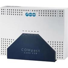 AUERSWALD COMpact 2206 USB ; ISDN ; GEPFLEGT+ GEPRÜFT+GEWÄHR ; RECHNUNG