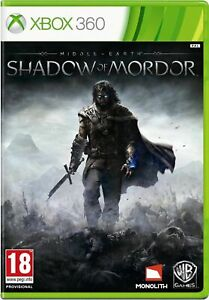 PREOWNED Shadow of Mordor Xbox 360