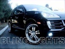 2008 2009 2010 Porsche Cayenne Xenon Halogen Fog Lamps Driving Lights foglights