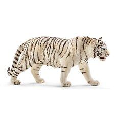 NUOVO * Schleich White Tiger /& Cub solido in plastica giocattolo Wild Zoo Animale Gatto