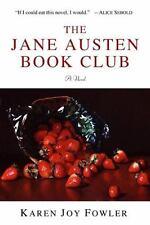 The Jane Austen Book Club by Karen Joy Fowler (2004, Hardcover)