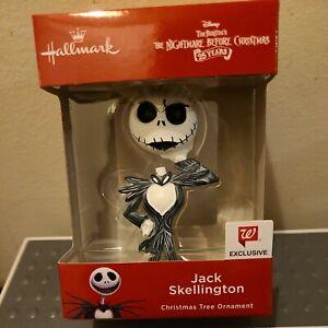 Hallmark Disney Nightmare Before Christmas Jack Skellington Ornament 25 years