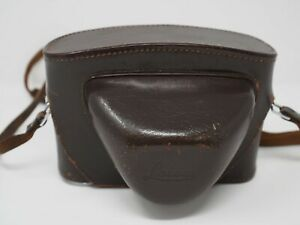 Leica M3 Brown Leather Ever Ready Case