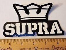 SUPRA CHAD MUSKA LIZARD KING TOM PENNY JIM GRECO KREW SKATEBOARD DECK STICKER dc