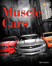 Muscle Cars by Mike Mueller - Paperback - NEW - Book