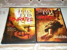 DVD et Blu-ray écran large pour horreur
