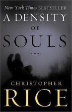 A Density of Souls by Christopher Rice (2001, Paperback)