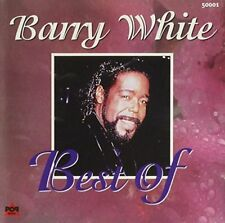 Barry White Best of/Barry's gold (14 tracks, #mcps5001, & Love Unlimited .. [CD]