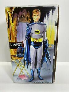 Johnny's Resin Kits 1:6 Scale Adam West Batman Classic Resin Model Kit No Reserv