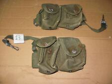 pouch case ammunition us army ww2 riffle korea m1 garand ammo magazine 13