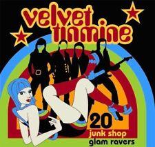 CD musicali glamrock various
