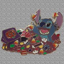 Stitch Halloween Pin DISNEY Shopping LE 350