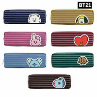 BTS BT21 Official Authentic Goods C-Pocket Stripe 7Characters By Monopoly
