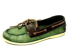 7f10ec2428b2 Land Rover Vintage Thom Mcan Men s Boat Shoes Size US.10 EU.43 UK