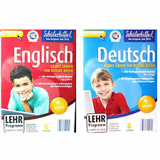 Schülerhilfe Bundle 4.Klasse Deutsch+English Gebraucht XP/7/8/10/32+64 Bit#L2