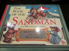 The Book of the Sandman by  RIEN POORTVLIET & WIL HUYGEN HBDJ EUC OOP