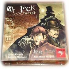 Board Game Card Game Mr. Jack Pocket Size