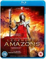 Cecilia Cheung, Xiaoqing Liu-Legendary Amazons Blu-ray NEW