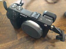 Sony Alpha NEX-7 24.3MP Digital Camera - Black (Body and accessories)