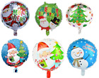 XL HUGE BIG Christmas Foil Balloon Santa Claus Snowman Elf Presents Tree Xmas