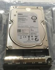 "DELL Server 1tb 7.2k 3.5"" SATA HDD & Caddy 9zm173-036 st1000nm0033 hp58n HOTPLUG"
