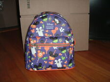 Loungefly Disney Mickey Mouse Halloween Treat Mini Backpack~ With Tags~Brand New