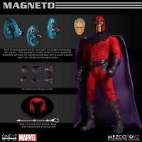 "Mezco Magneto Action Figure One 12 Collective 6"" Marvel X-Men IN STOCK"